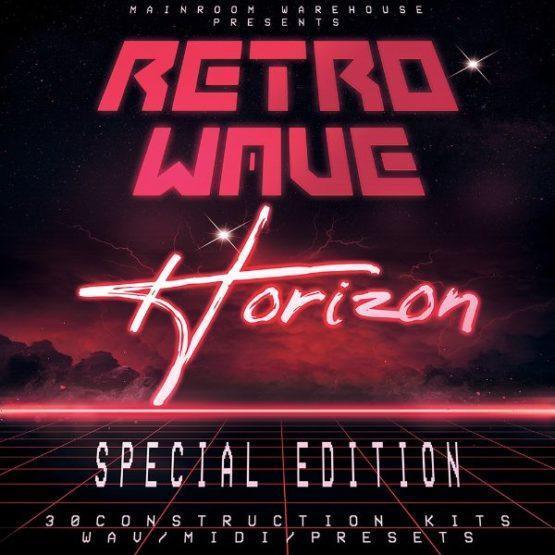 Retrowave Horizon [600X600]