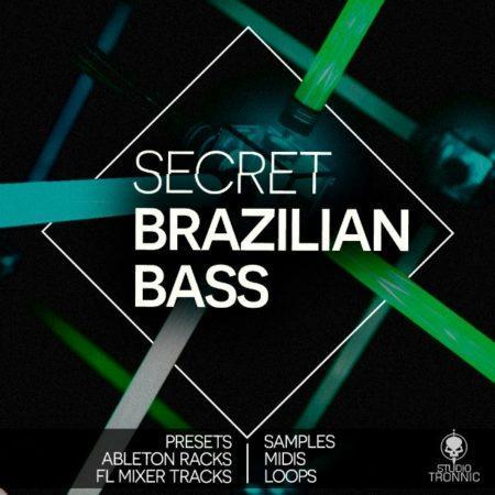 Secret Brazilian Bass Sample Pack By Studio Tronnic