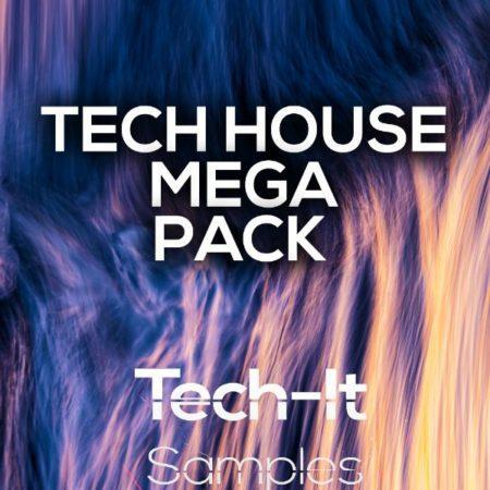 TIS090 Tech It Samples - Tech House Mega Pack