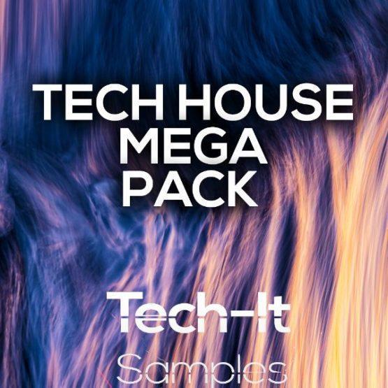 TIS090 Tech It Samples - Tech House Mega Pack