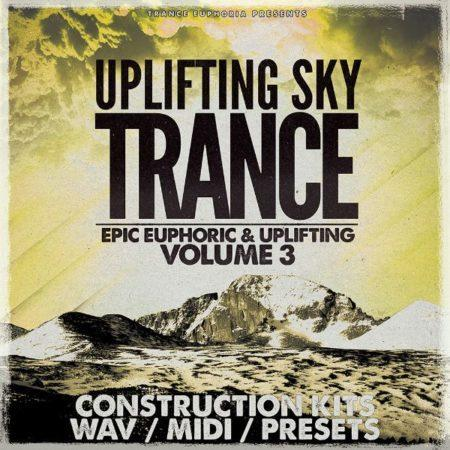 Uplifting Sky Trance 3 Sample Pack By Trance Euphoria