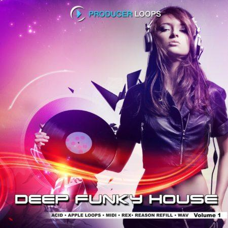 Deep Funky House Vol 1