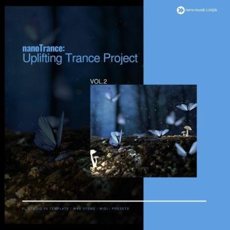 nanoTRANCE - Uplifting Trance Project Vol 2 600