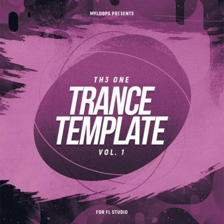 th3-one-trance-template-vol-1-for-fl-studio