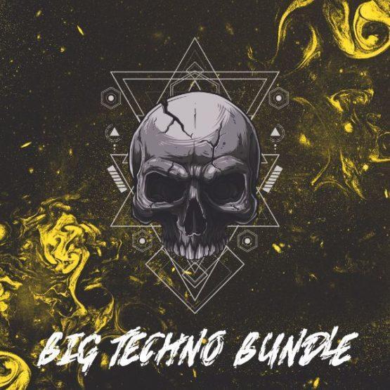 Big Techno Bundle Sample Packs By Skull Label