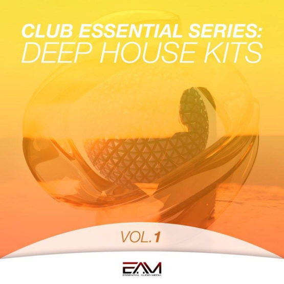 Club Essential Series Deep House Kits Vol 1 By Essential Audio Media