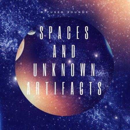 D-Fused Sounds - Spaces and unknown artifacts sample pack