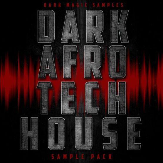 Dark Afro Tech House Sample Pack [600x600]