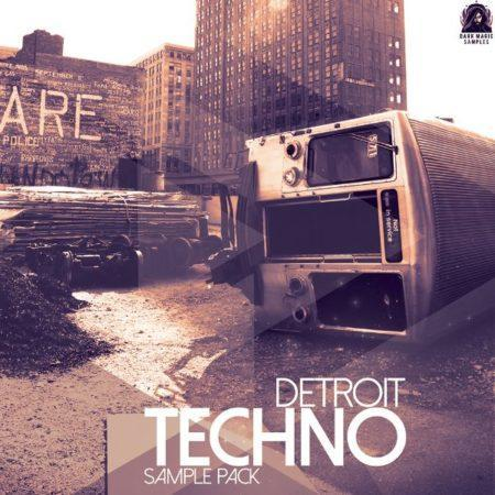 Detroit Techno Sample Pack [600x600]