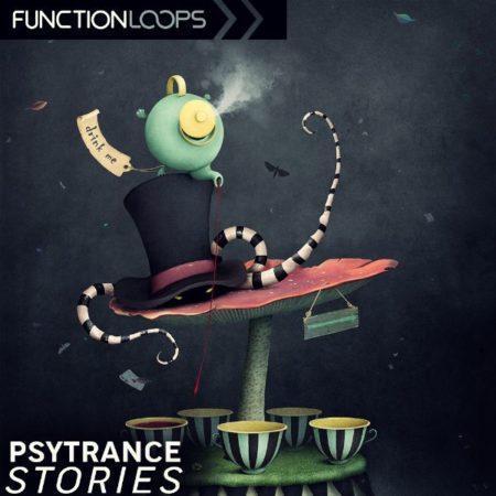 Function Loops - Psytrance Stories (1)
