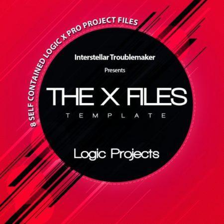Interstellar Troublemaker - The X Files (LOGIC X PROJECTS)