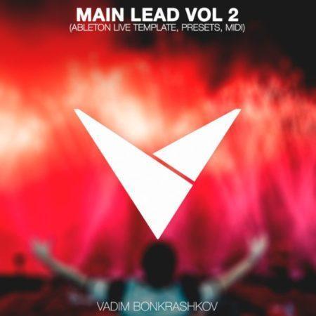 Main Lead Vol 2 (Ableton Live Template - Presets - MIDI)