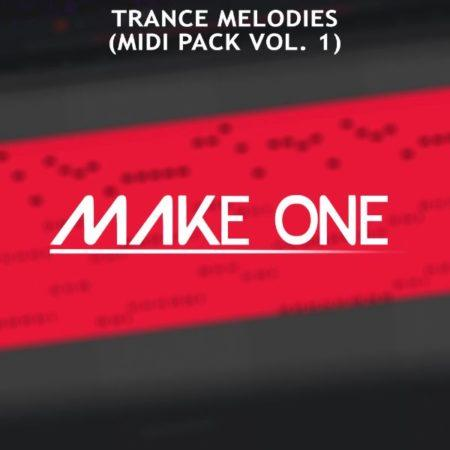 Make One Trance Melodies (MIDI Pack Vol. 1)