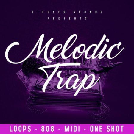 Melodic Trap Sample Pack D-Fused Sounds
