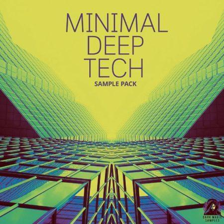 Minimal Deep Tech Sample Pack [600x600]