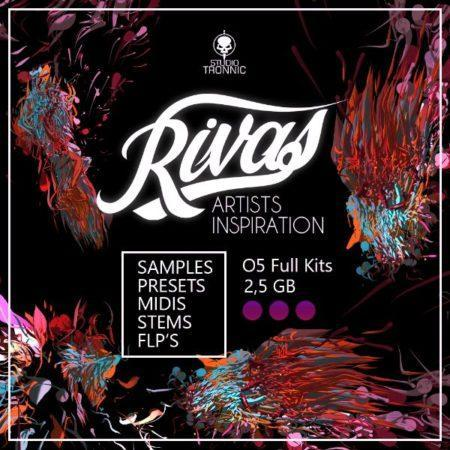 Rivas - Artists Inspiration Sample Pack BY Studio Tronnic