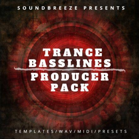 Trance Basslines Producer Pack (By Soundbreeze)