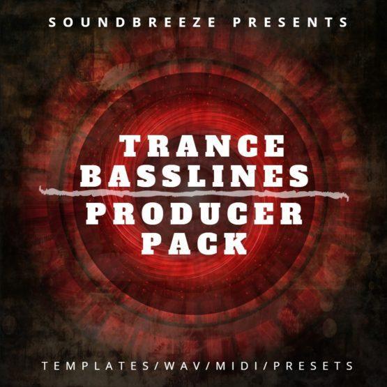 Trance Basslines Producer Pack (By Soundbreeze)