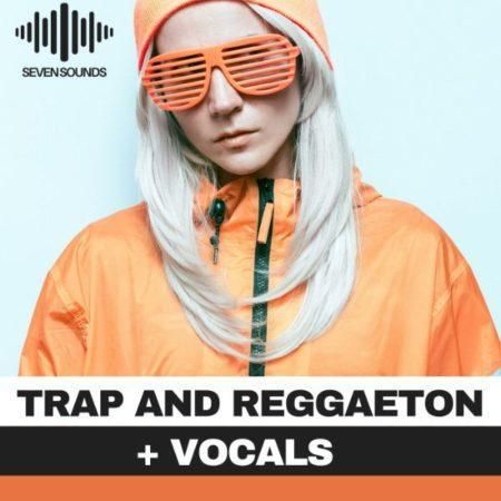 Trap and Reggaeton Sample Pack By Seven Sounds