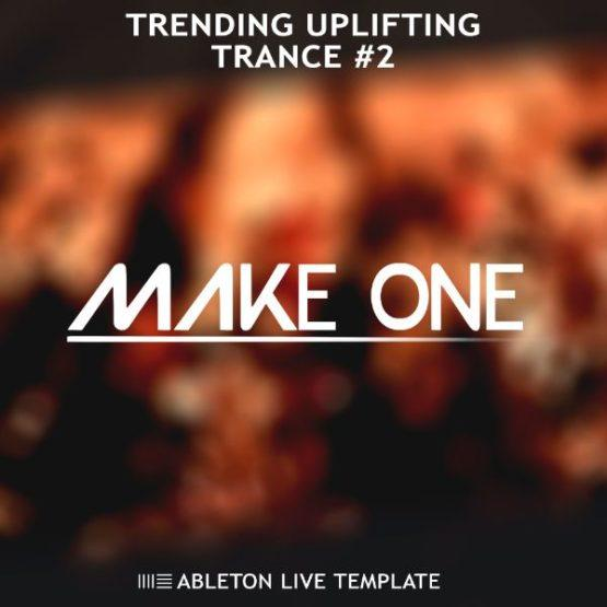 Trending Uplifting Trance #2 (Ableton Live Template)_cover