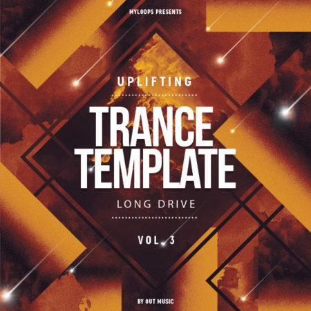 Uplifting Trance Template For FL Studio Long Drive Out Music
