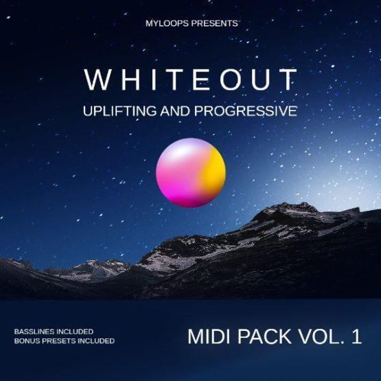 Whiteout Trance MIDI Pack Vol. 1