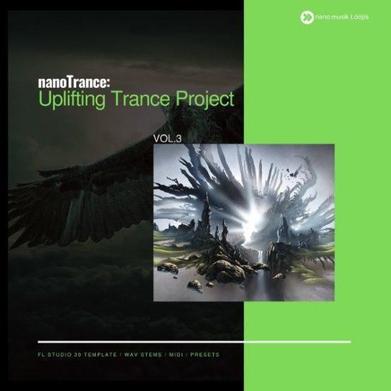 nanoTRANCE - Uplifting Trance Project Vol 3 600