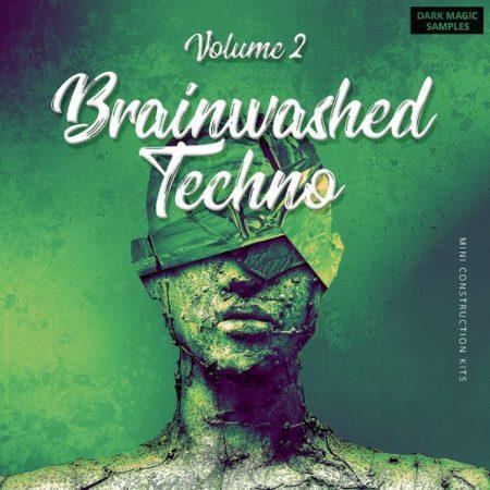 Brainwashed Techno Vol 2 [600x600]