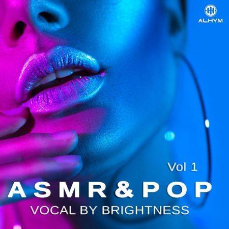 Brightness - ASMR and Pop Vocal Vol 1 - cover