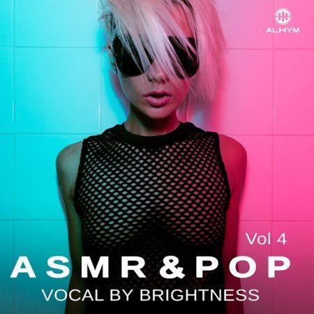 Brightness - ASMR and Pop Vocal Vol 4 - cover 600 x 600