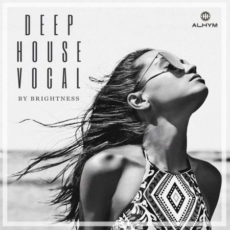 Brightness - Deep House Vocal - cover 600 x 600