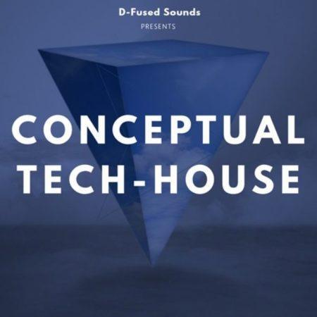 D-Fused Sounds Conceptual Tech House Sample Pack