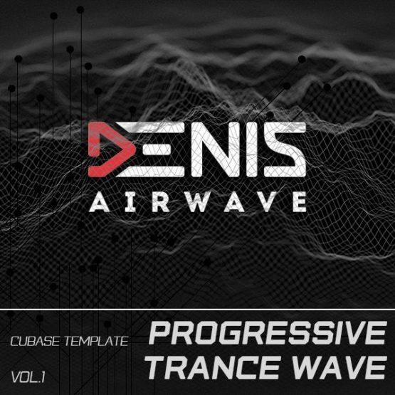 Denis Airwave - Progressive Trance Wave Vol.1 (Cubase Template)