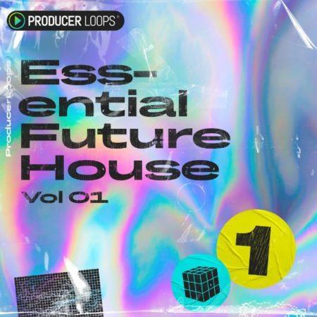 Essential Future House Sample Pack By Producer Loops (1)