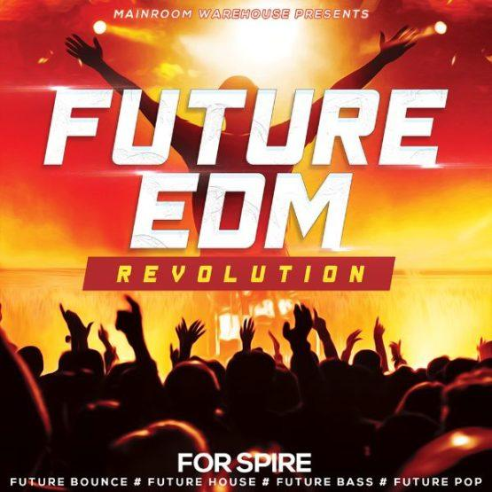 Future EDM Revolution For Spire [600x600]