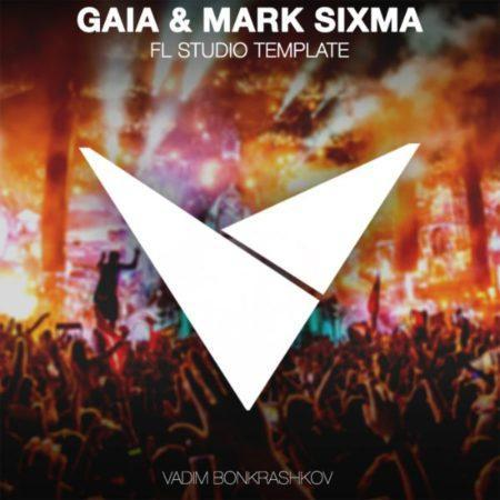 Gaia & Mark Sixma style FL Studio Template