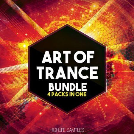 HighLife Samples Art of Trance 1-4 Bundle Pack