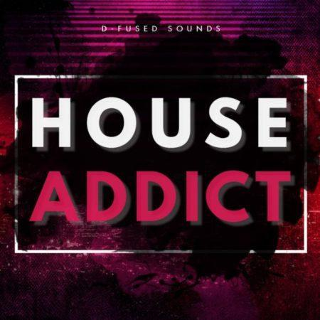 House Addict Sample Pack by D-Fused Sounds