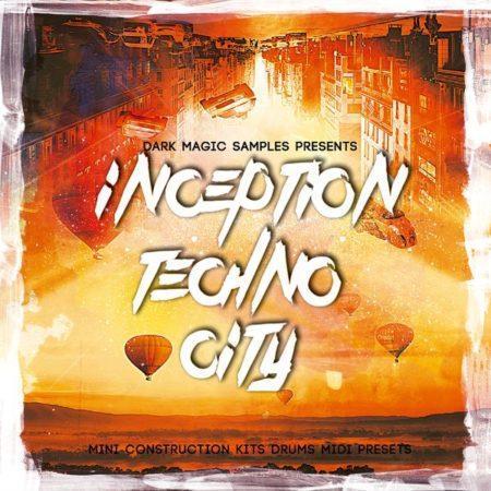 Inception Techno City [600x600]