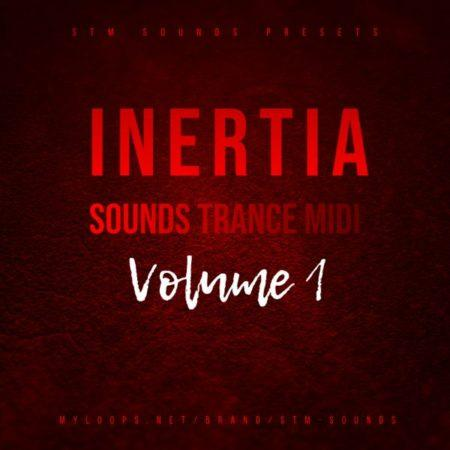 Inertia Sounds Trance MIDI Vol. 1