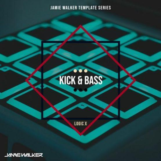 Jamie Walker - Kick and Bass Template #1 (For Logic Pro X)