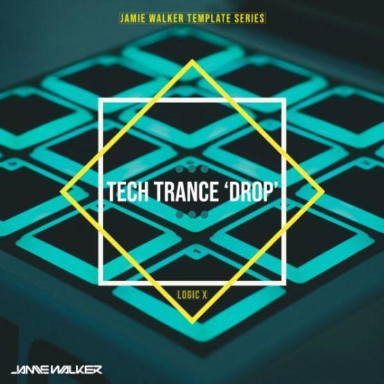Jamie Walker - Tech Trance Drop (Destiny Style) LOGIC PRO X TEMPLATE