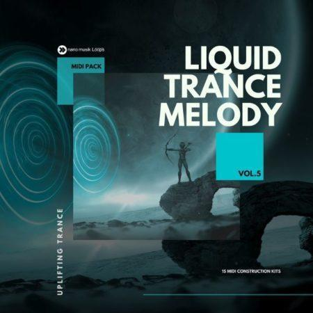 LIQUID TRANCE MELODY VOL 5 600