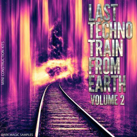Last Techno Train From Earth Vol 2 [600x600]