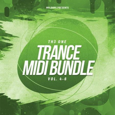 TH3 ONE Trance MIDI Bundle (Vol 4-6)