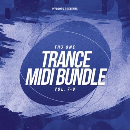 TH3 ONE Trance MIDI Bundle (Vol 7-9)