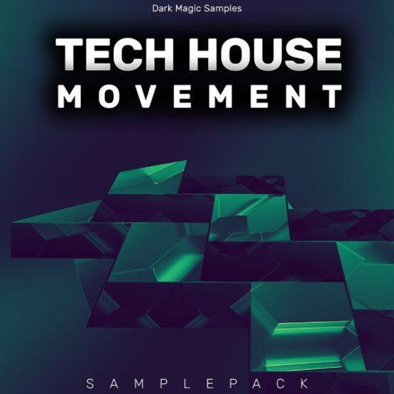 Tech House Movement [600x600]