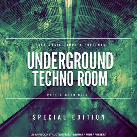 Underground Techno Room [600x600]