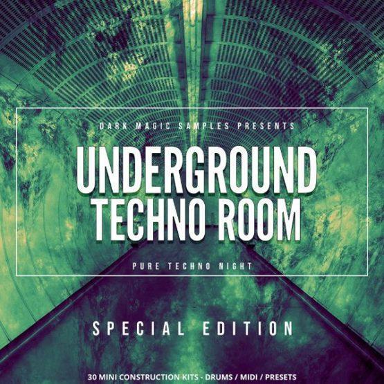 Underground Techno Room [600x600]