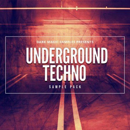 Underground Techno Sample Pack [600x600]